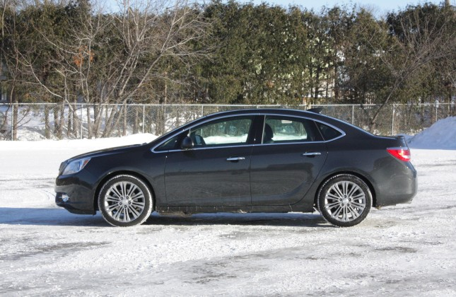 used vehicle review buick verano 2012 2016. Black Bedroom Furniture Sets. Home Design Ideas