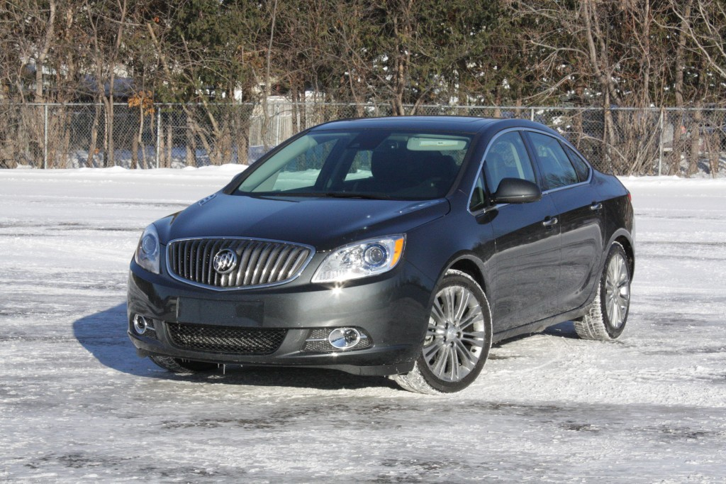 Used Vehicle Review: Buick Verano, 2012-2016 - Page 2 of 2 ...