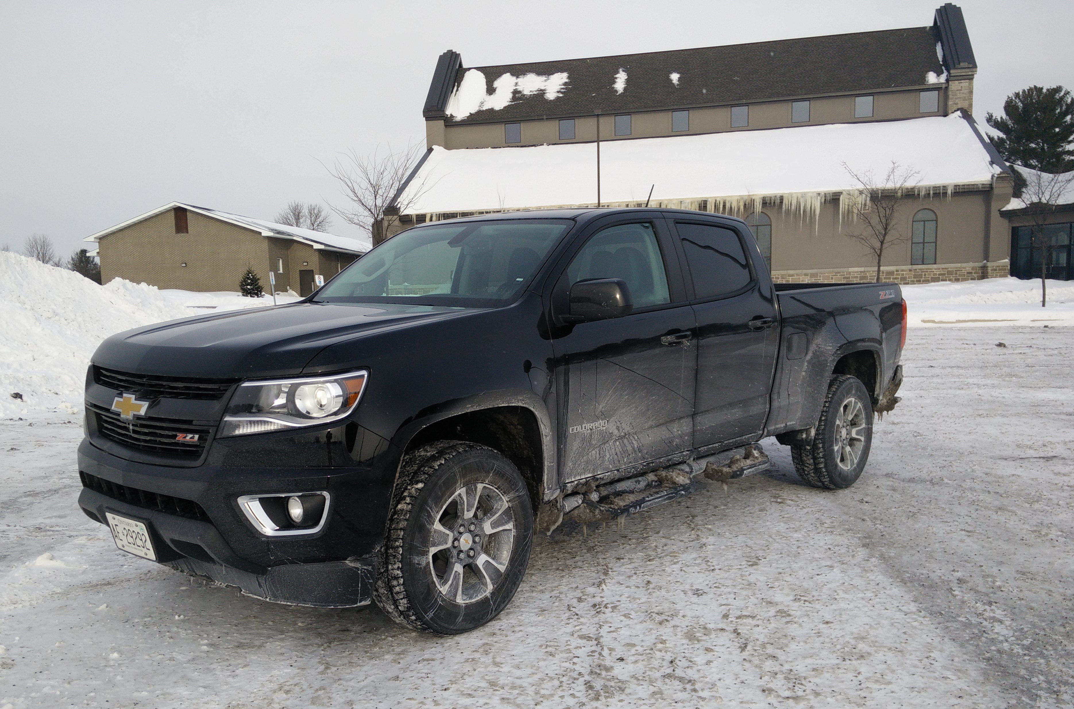 day by day review 2015 chevrolet colorado 4wd. Black Bedroom Furniture Sets. Home Design Ideas