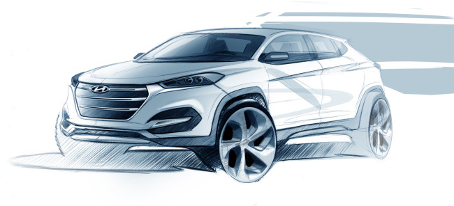 All-New-Tuscon-Sketch