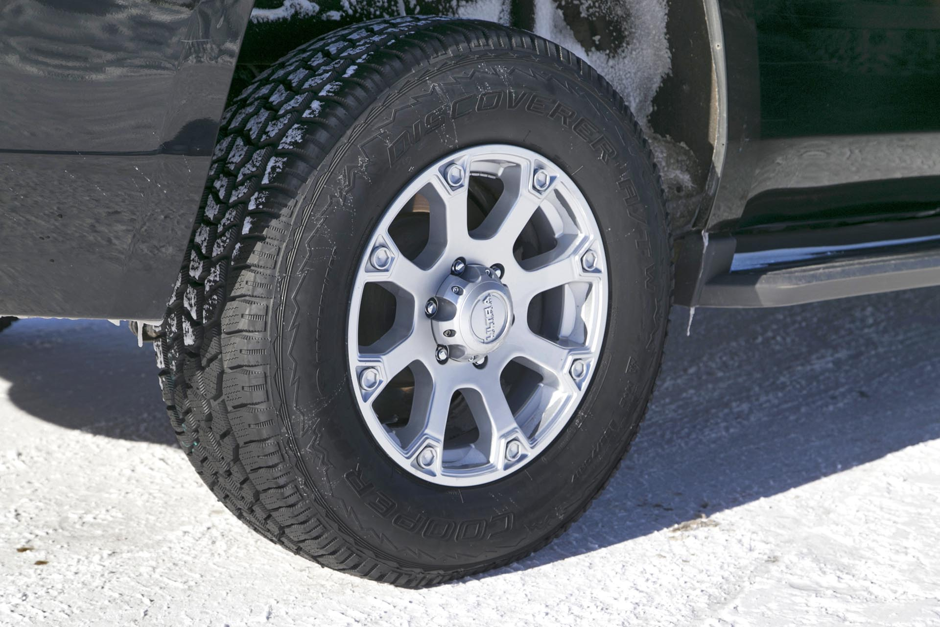 Pathfinder At Tire Review >> Cooper Discoverer A/TW - Autos.ca