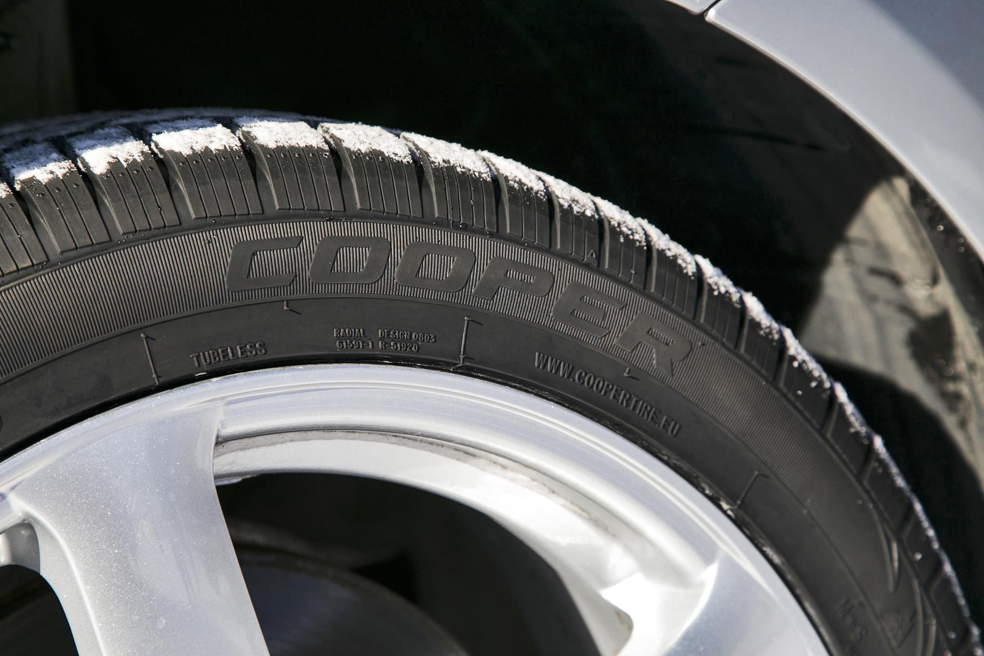 winter tire review cooper winter tires. Black Bedroom Furniture Sets. Home Design Ideas