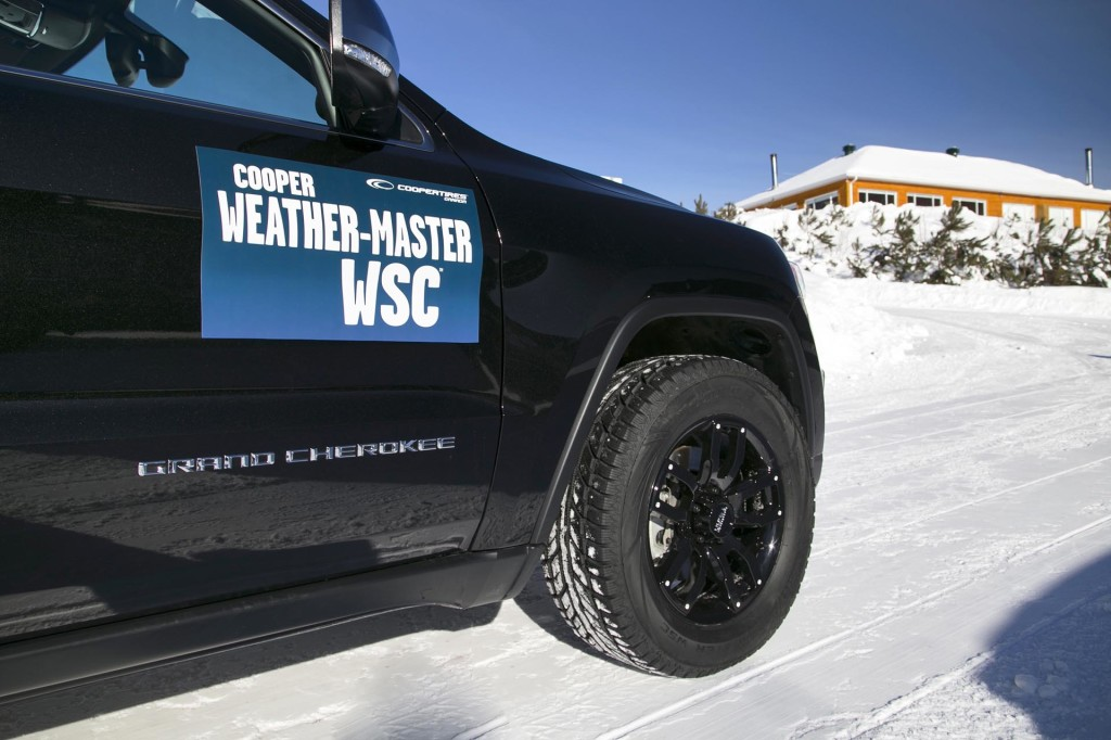 How To Measure Tire Tread >> Winter Tire Review: Cooper Winter Tires - Page 2 of 3 ...