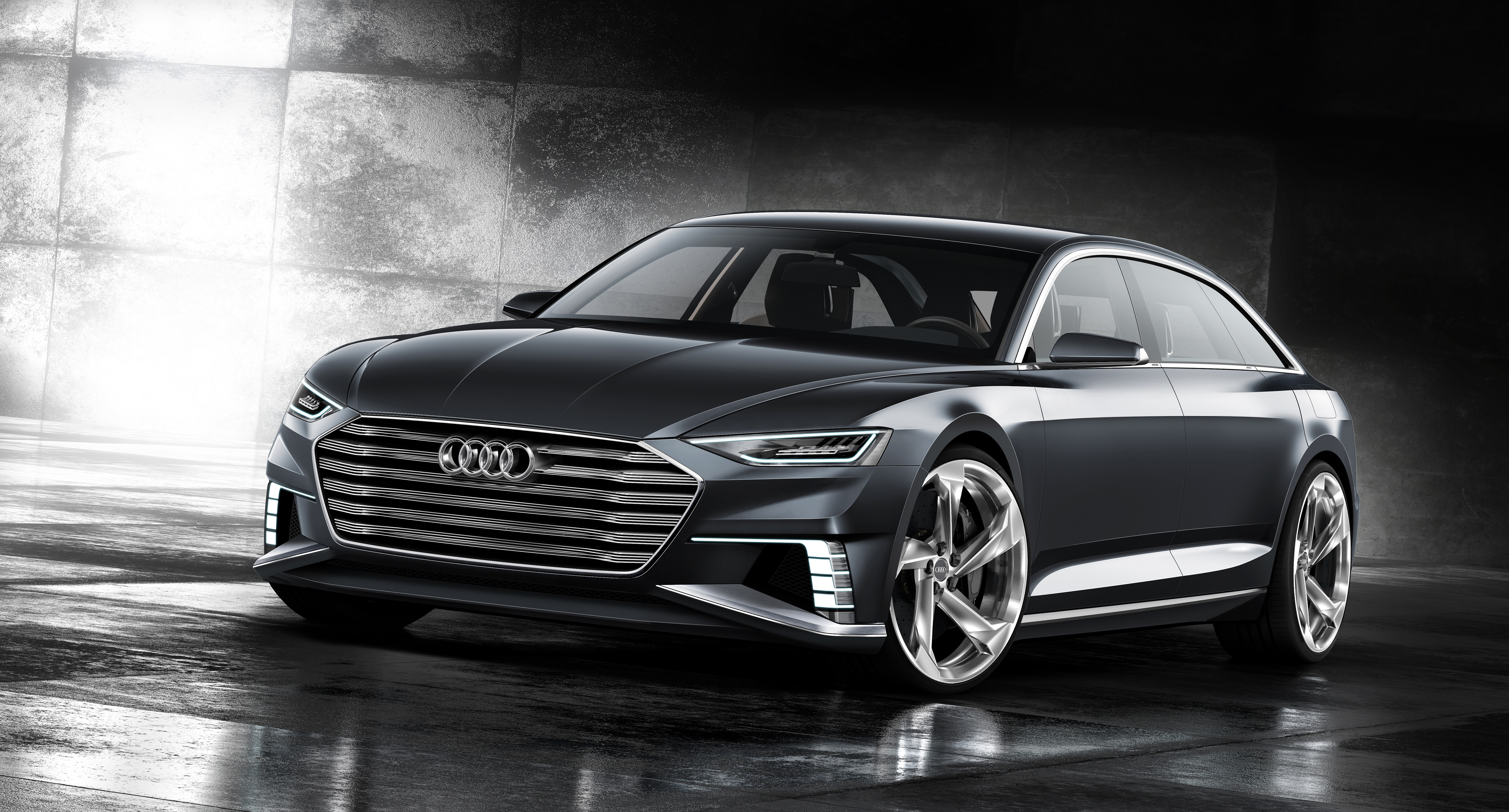Audi Prologue Avant Concept To Preview Next Generation A7