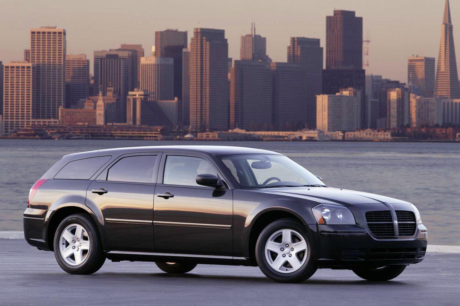 2013 Gmc Acadia >> 2005 Dodge Magnum SXT - Autos.ca