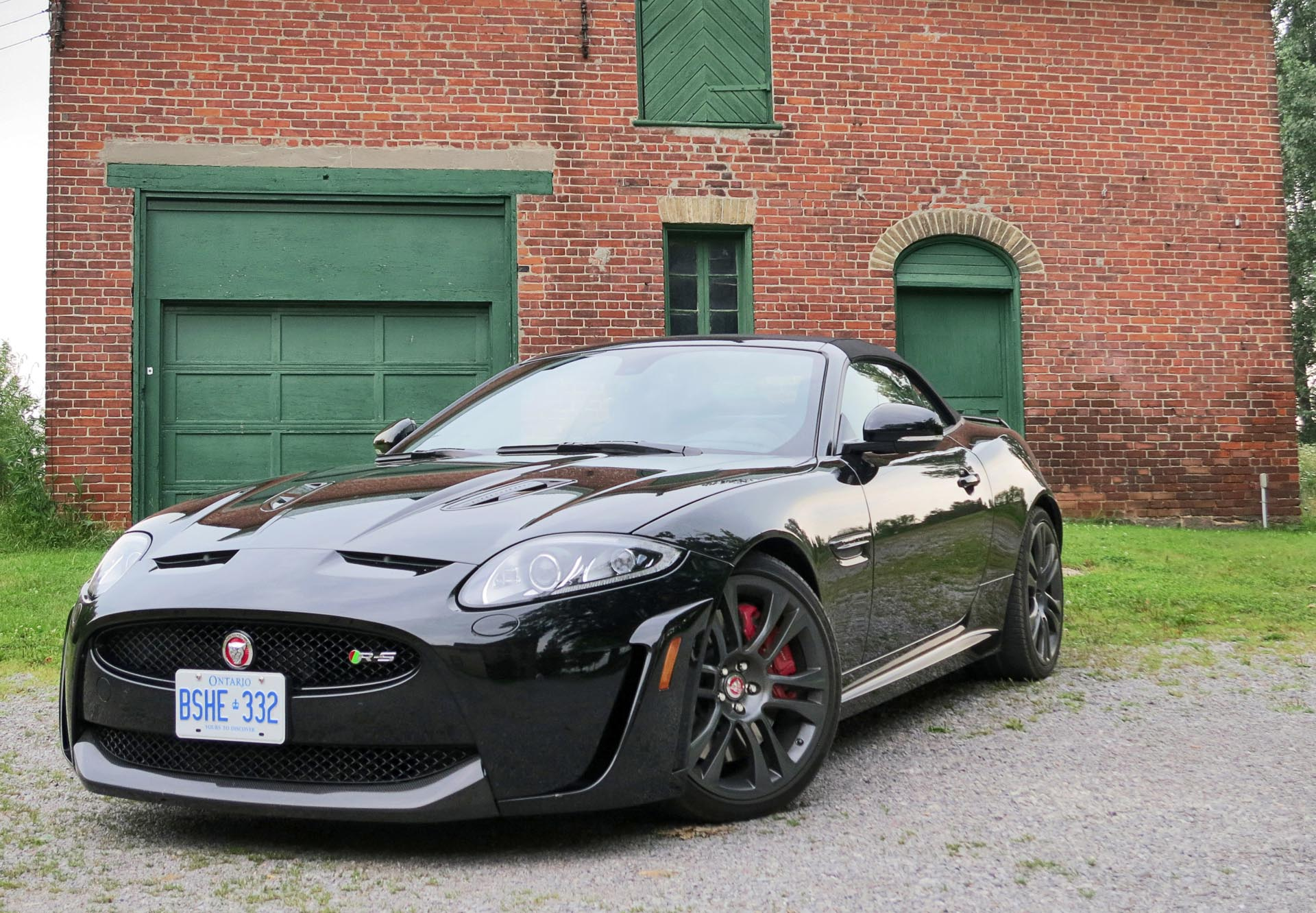 2014 Jaguar XKR S Convertible