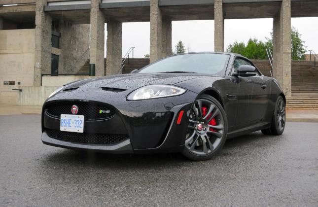 2014 Jaguar XKR S Convertible