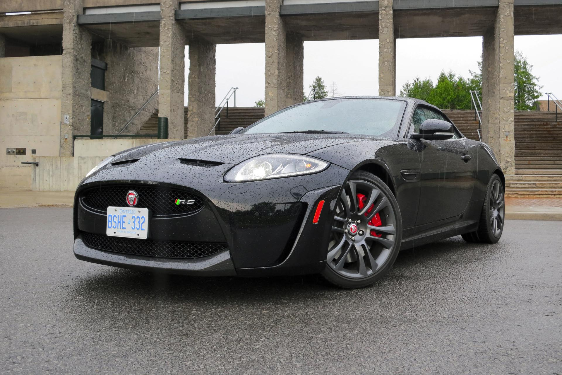 2014 Jaguar Xkr S Convertible Autos Ca