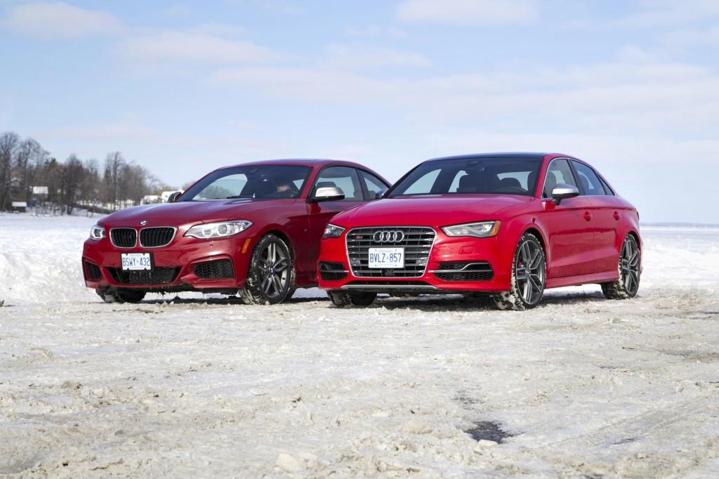 2015 Bmw M235i Xdrive Vs 2015 Audi S3 Bmw Blog Autos Post