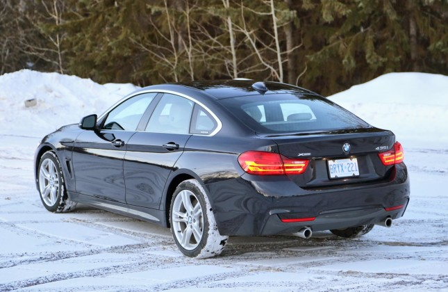 Test Drive BMW I Gran Coupe Page Of Autosca Page - Bmw 435i gran coupe xdrive