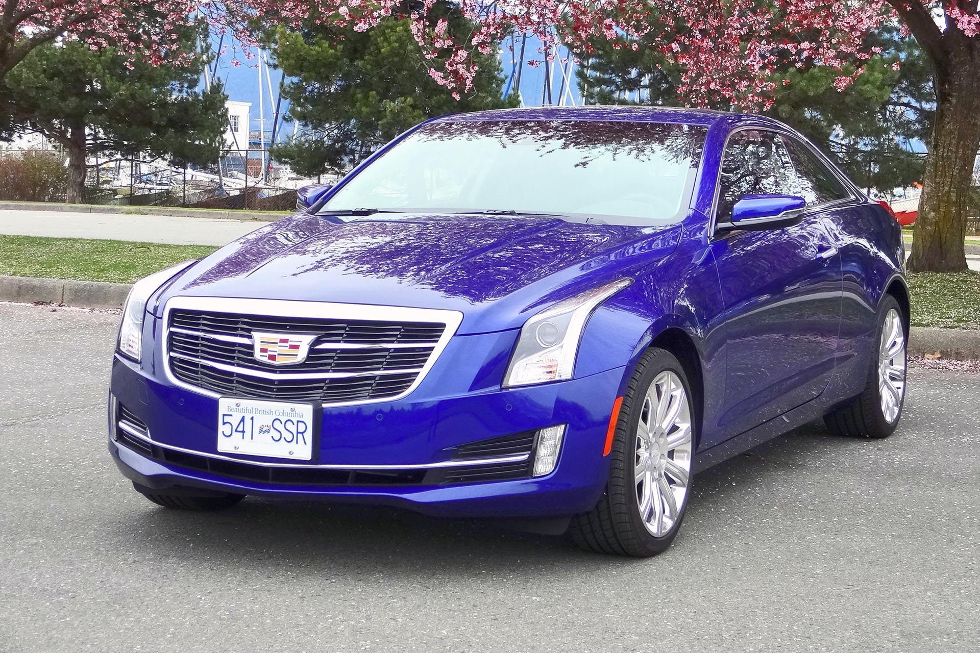 ats coupe youtube first drive watch cadillac