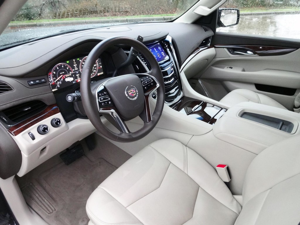 test drive 2015 cadillac escalade premium page 2 of 4 page 2. Black Bedroom Furniture Sets. Home Design Ideas