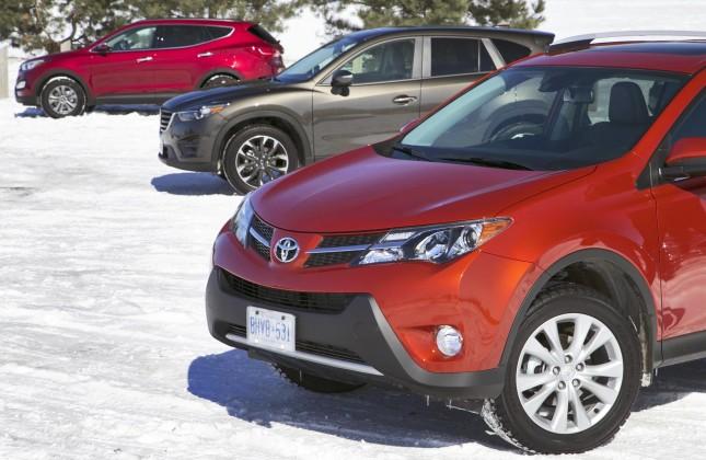 Comparison Test: Compact Crossover SUVs - Autos.ca | Page 4