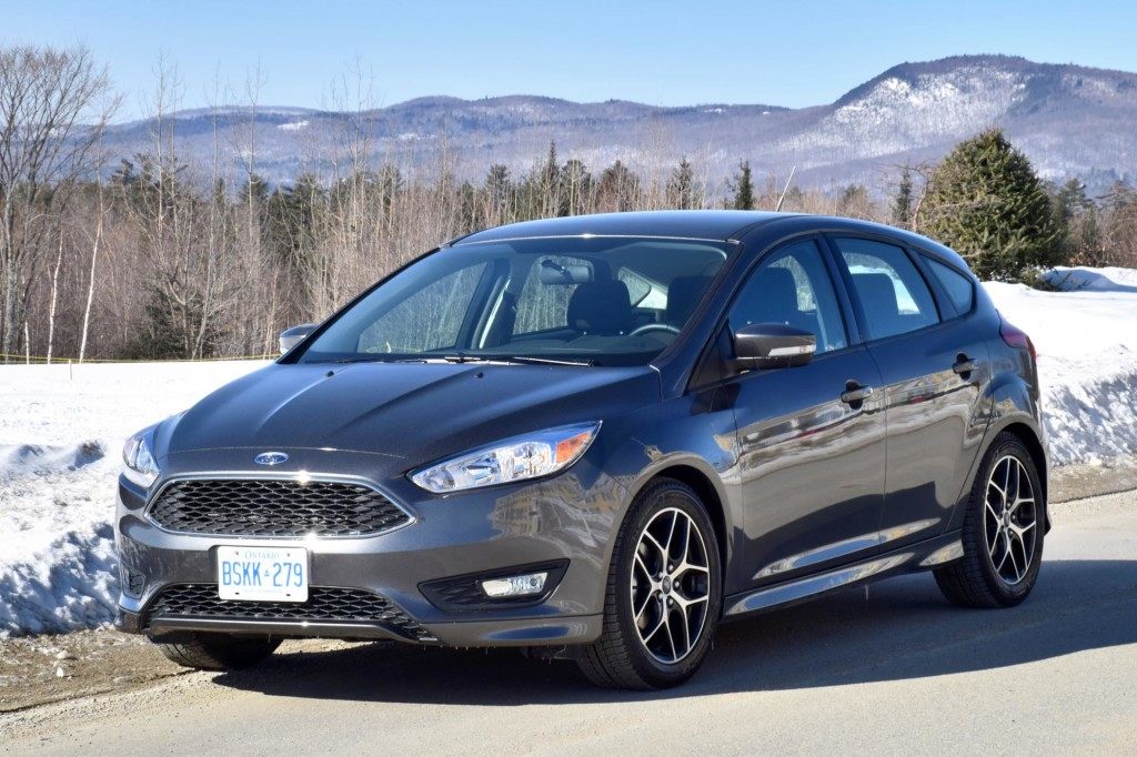 2015 Ford Focus Se Hatchback Autos Ca