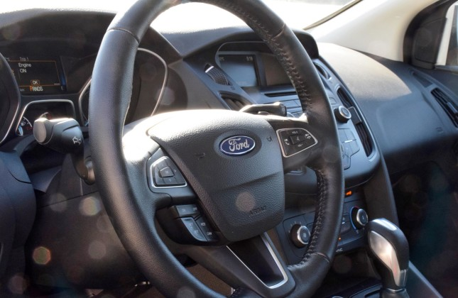first drive 2015 ford focus and ford fiesta. Black Bedroom Furniture Sets. Home Design Ideas