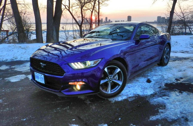 2015 ford mustang v6 - Ford Mustang 2015 Blue