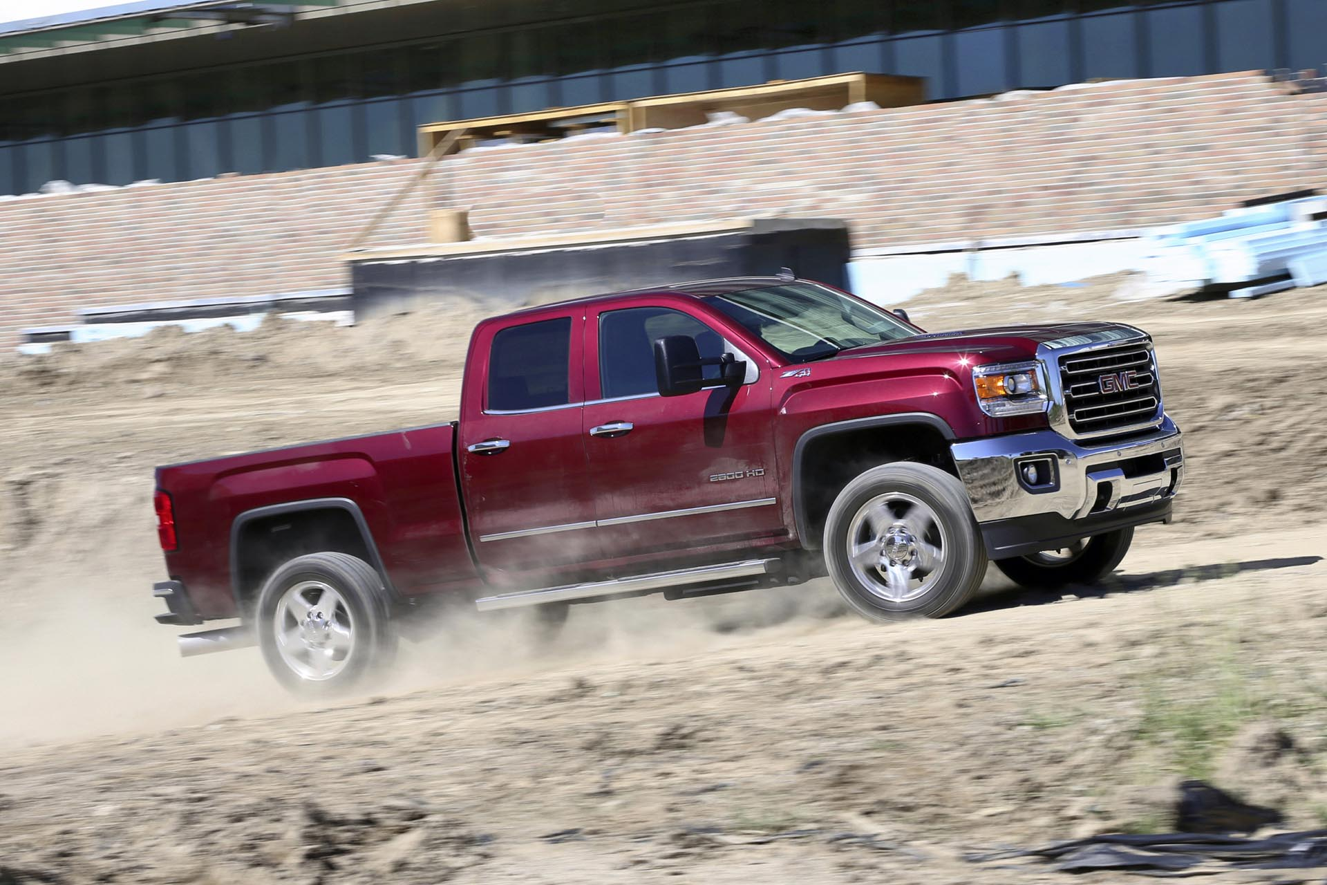 2015 GMC Sierra 2500HD Double Cab