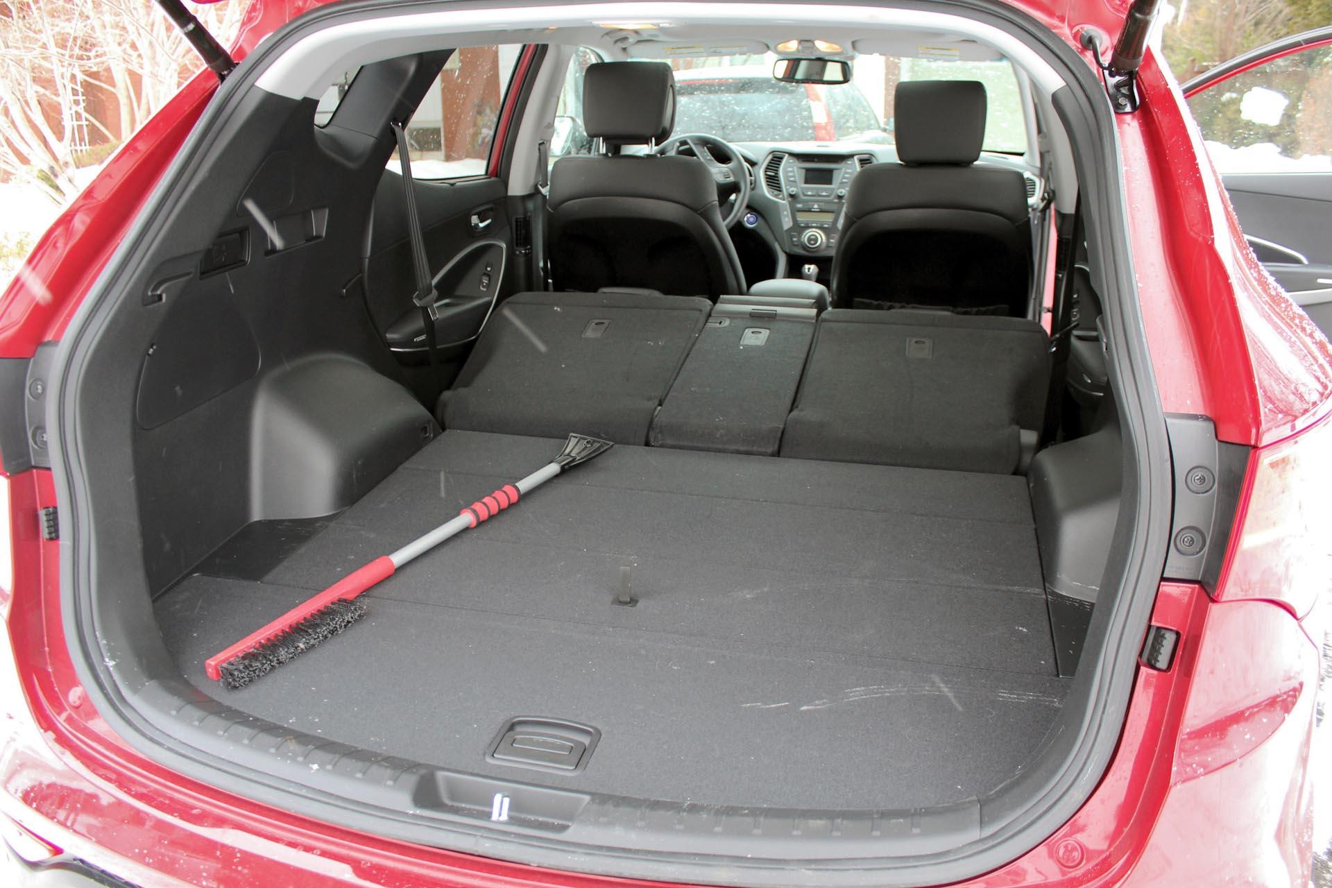 2015 Hyundai Santa Fe Sport 2 4 Luxury Awd Autos Ca