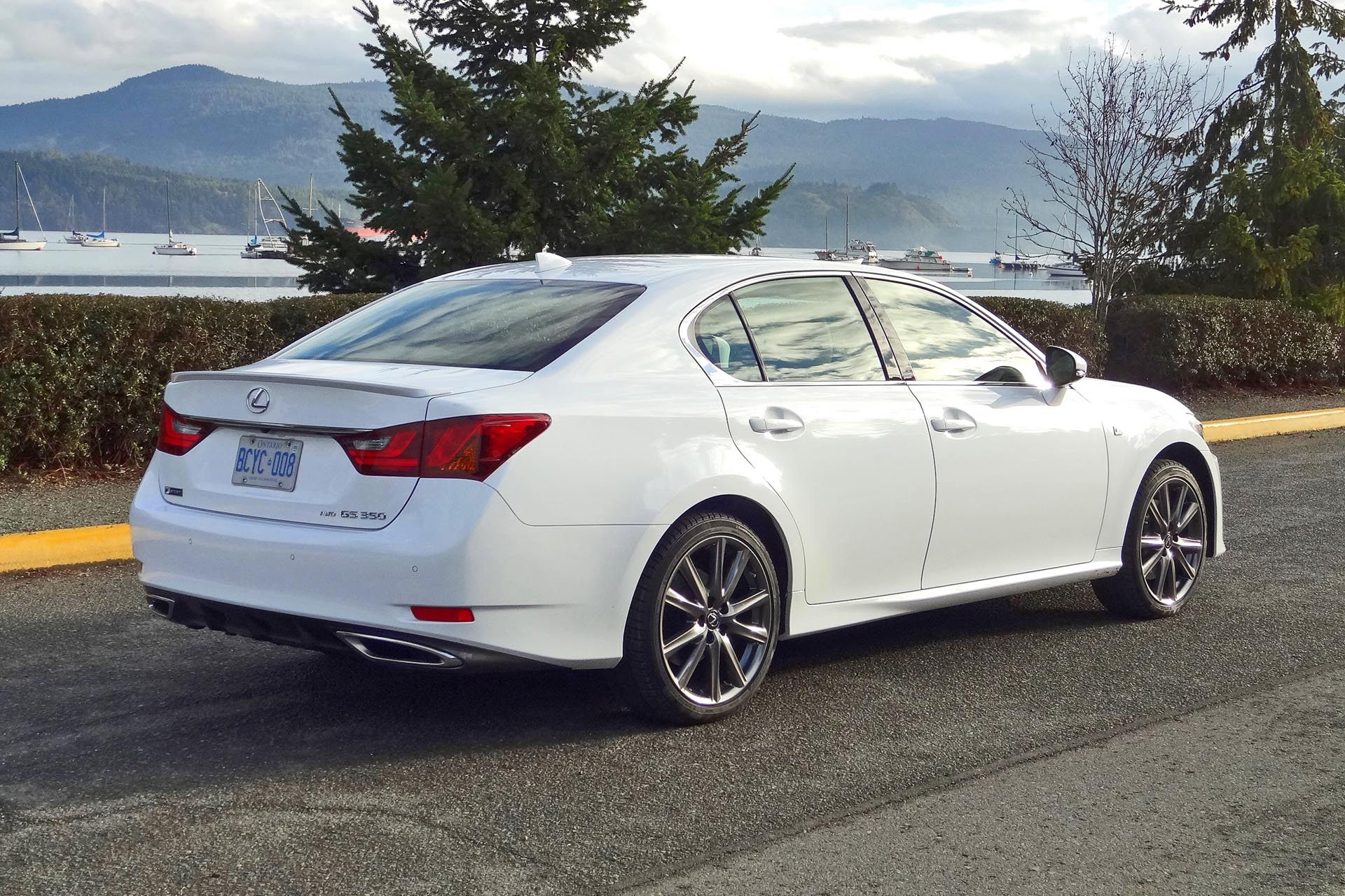 crafted used detail sedan at awd line gs luxury lexus atlanta