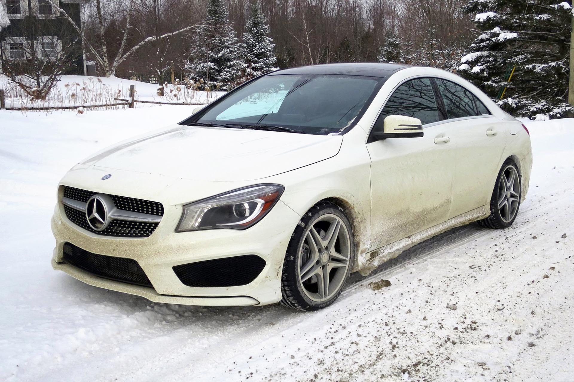 2015 Mercedes Benz Cla 250 4matic
