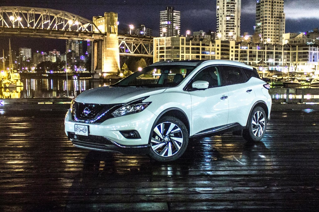 Cash For Clunkers Ca >> 2015 Nissan Murano Platinum - Autos.ca