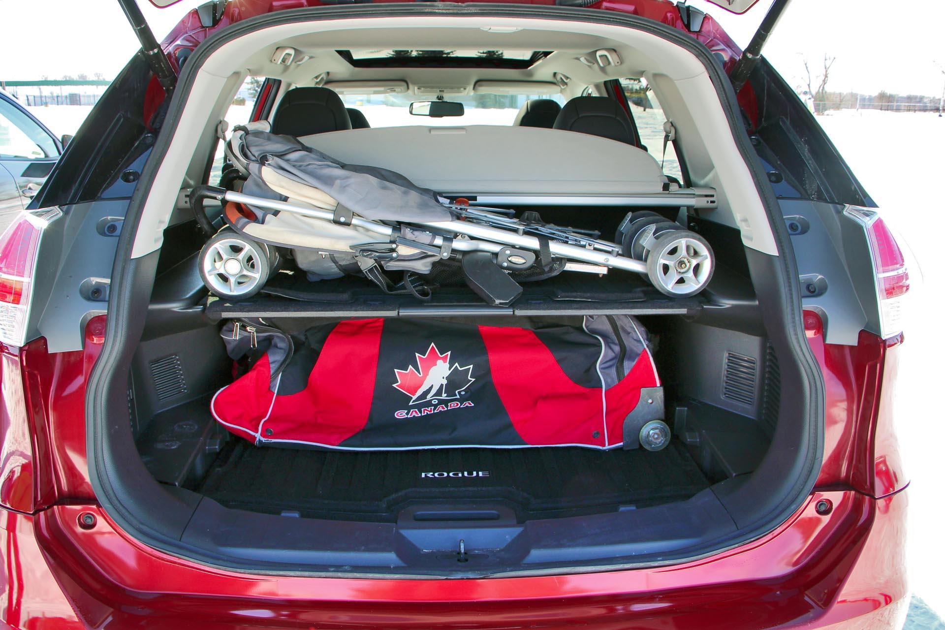 2015 Nissan Rogue Sl Awd Autos Ca