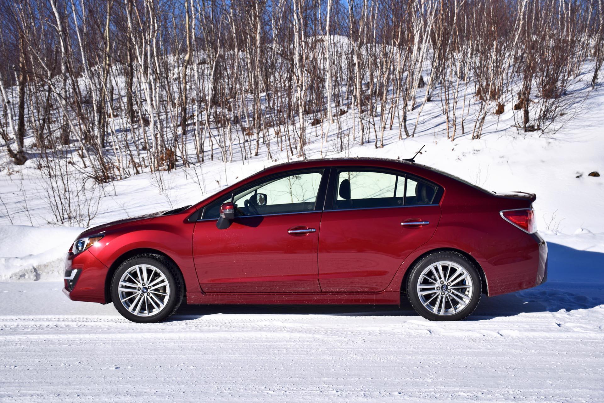 2015 Subaru Impreza Limited with Technology Option