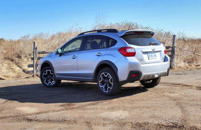 test drive 2015 subaru xv crosstrek. Black Bedroom Furniture Sets. Home Design Ideas