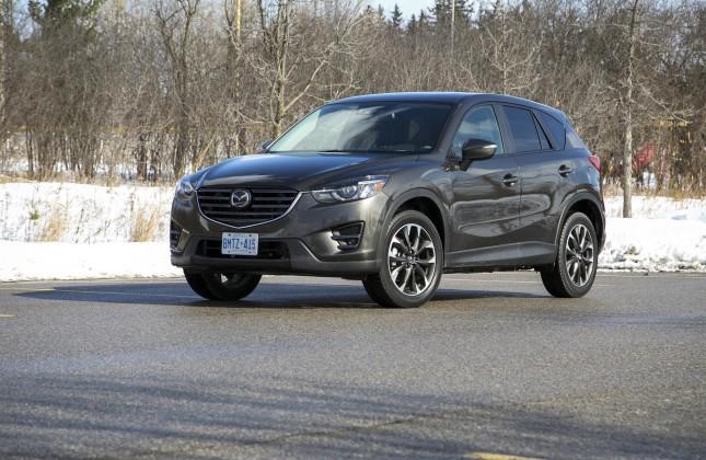 Mazda cx-5 2016 test