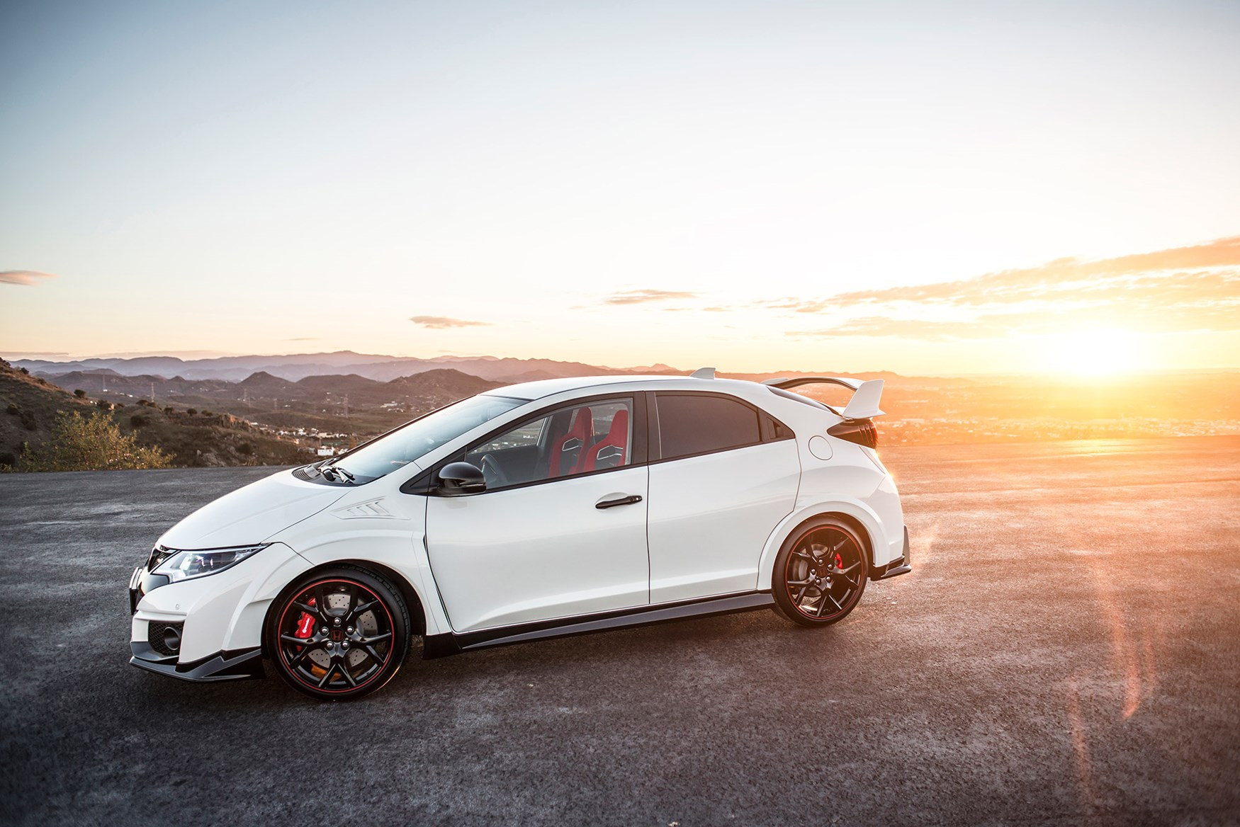 honda civic type r gets the green light for north america. Black Bedroom Furniture Sets. Home Design Ideas