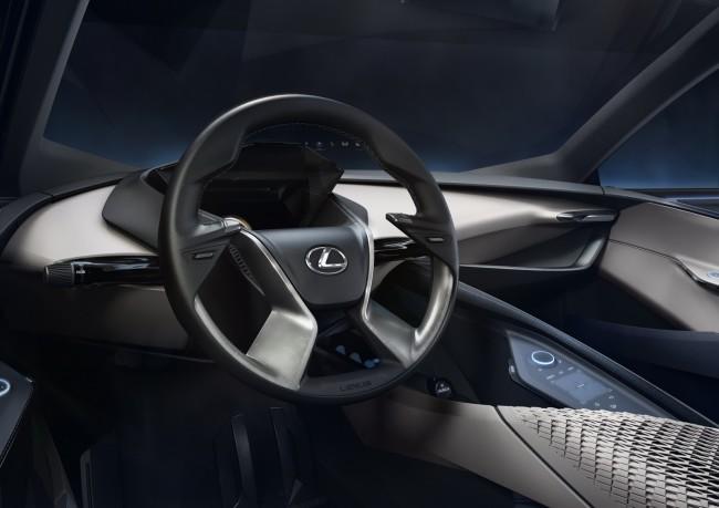 Lexus LF-SA Concept Leaked
