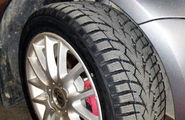 Winter Tire Review Toyo Observe G3 Ice Autos Ca