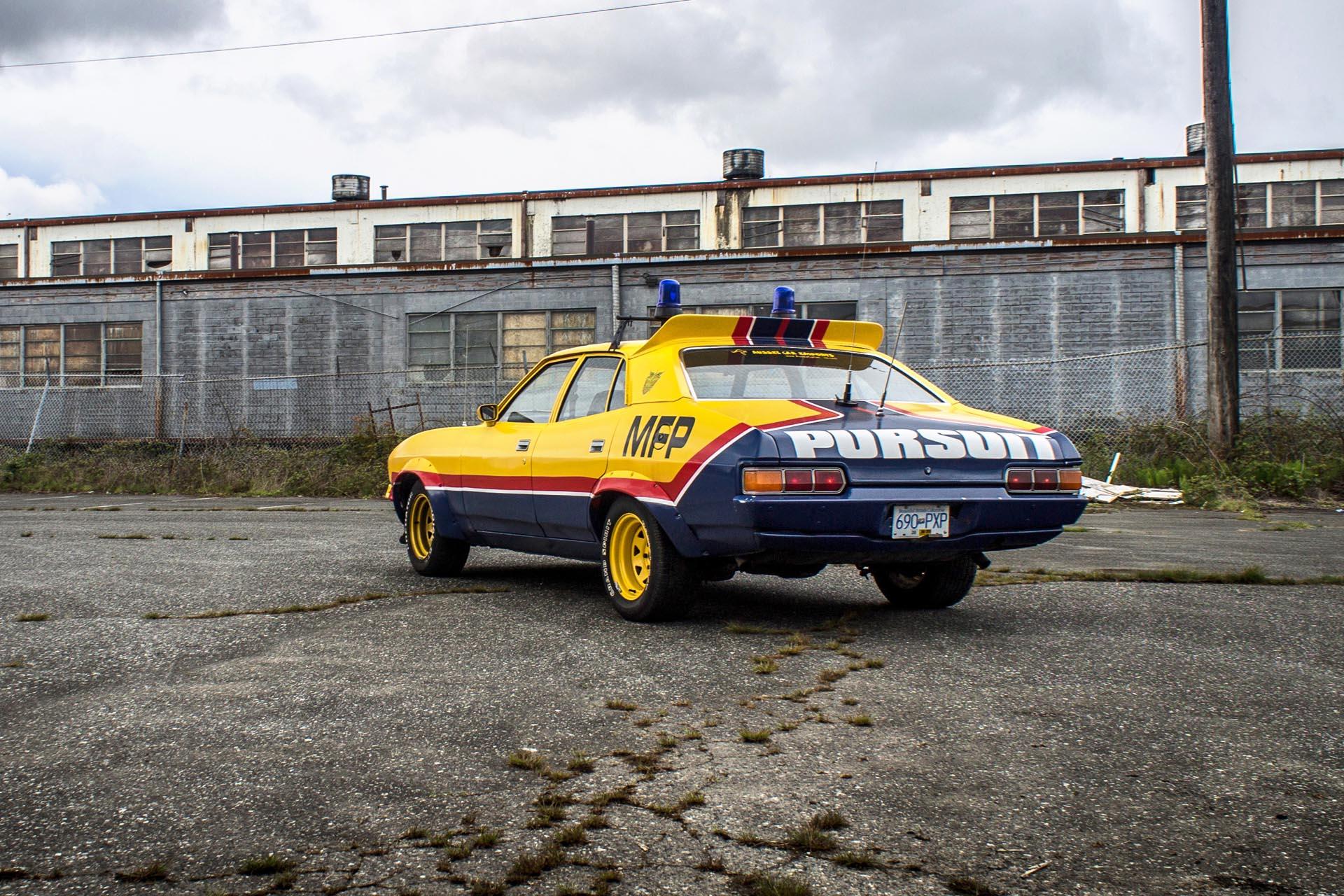 Mad Max Quot Big Bopper Quot Mfp 1976 Ford Falcon Autos Ca