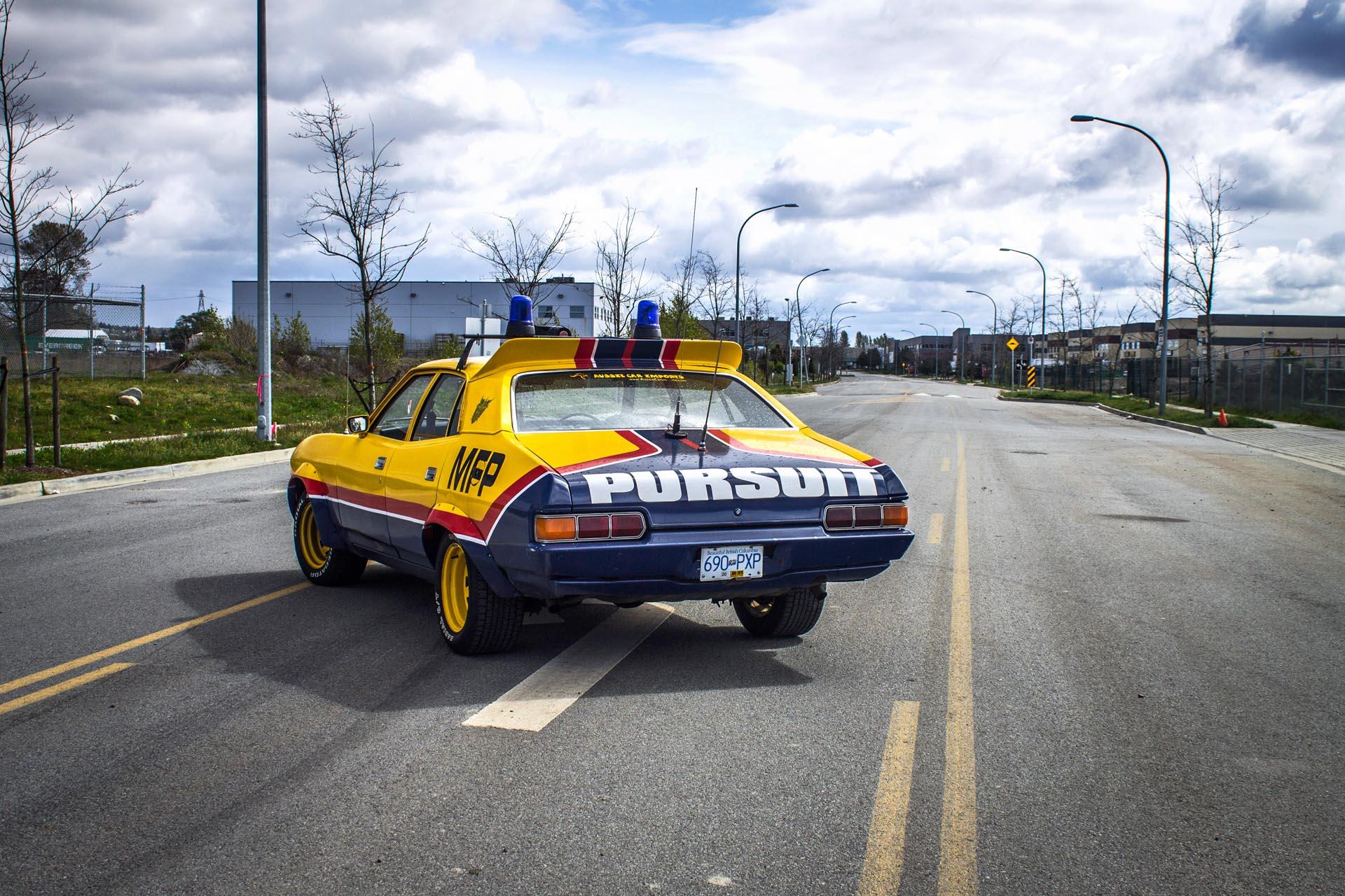 """Mad Max """"Big Bopper"""" MFP 1976 Ford Falcon - Autos.ca"""
