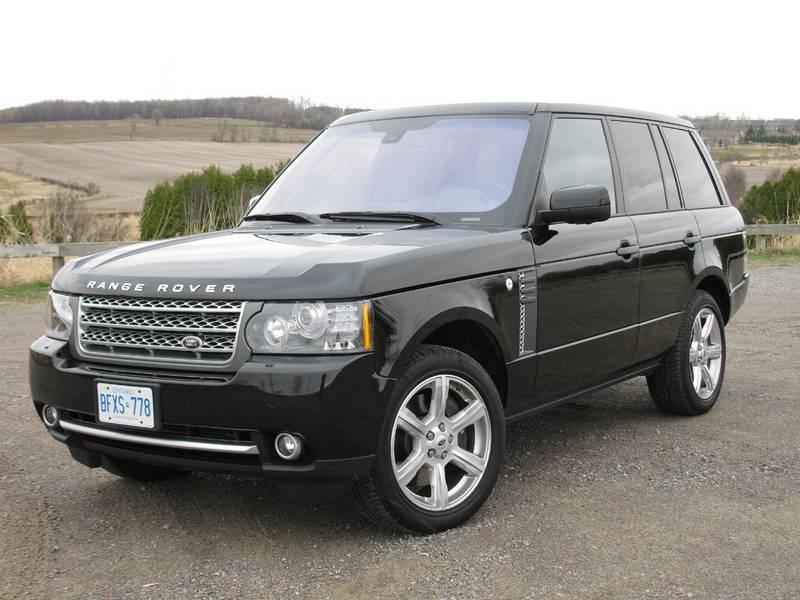 2010 Land Rover Range Rover Autobiography Autos Ca