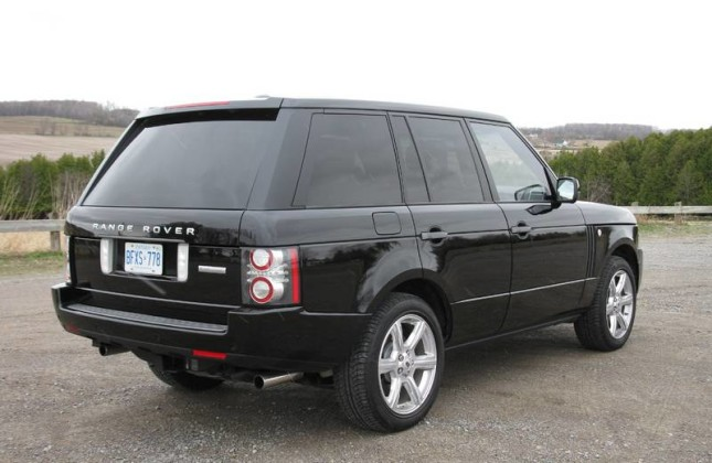 used land rover range rover autos post