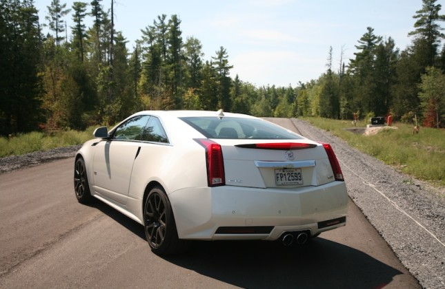 Used Vehicle Review: Cadillac CTS-V, 2009-2015 - Autos.ca