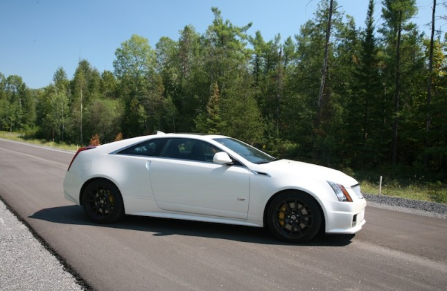 used vehicle review cadillac cts v 2009 2015. Black Bedroom Furniture Sets. Home Design Ideas