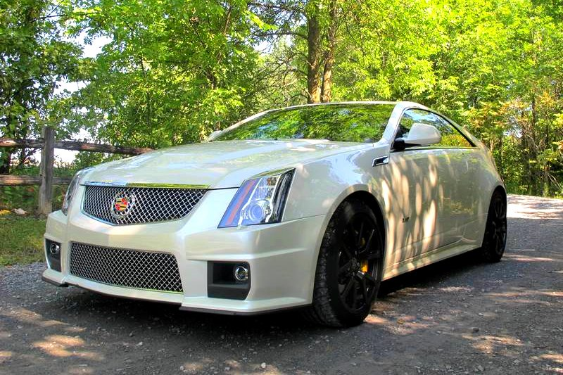 2012 cadillac cts v coupe. Black Bedroom Furniture Sets. Home Design Ideas