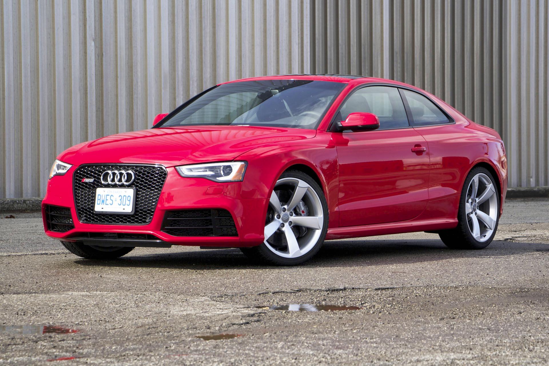 2015 Audi Rs5 Quattro Autos Ca
