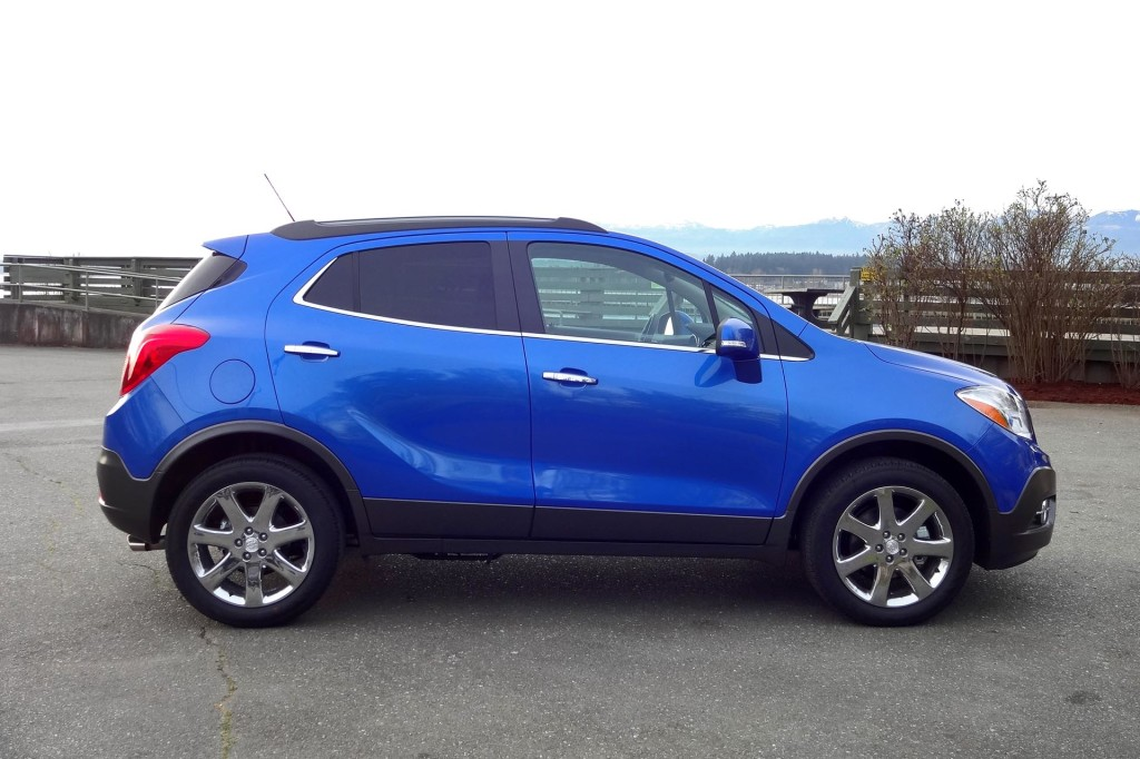 Test Drive 2015 Buick Encore Awd Page 4 Of 4 Autos Ca