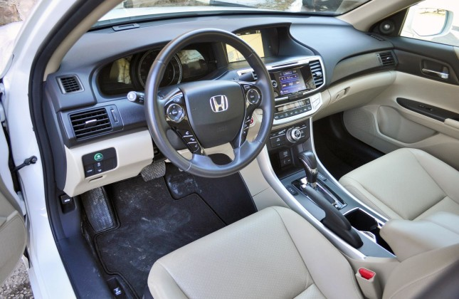 test drive 2015 honda accord hybrid page 2 of 4 page 2. Black Bedroom Furniture Sets. Home Design Ideas