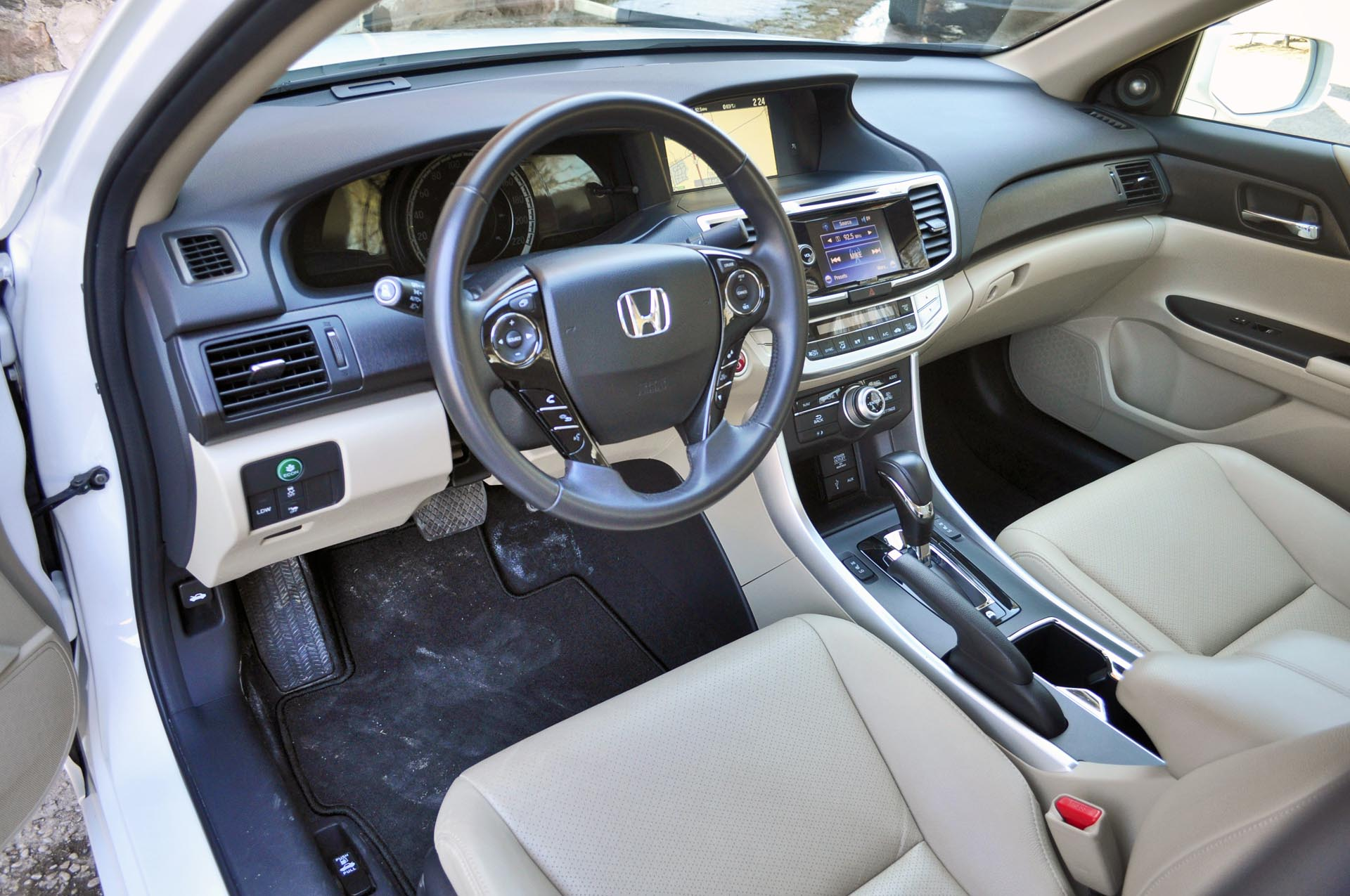 touring news adds hybrid equipment increase front quarter prices three accord turn honda