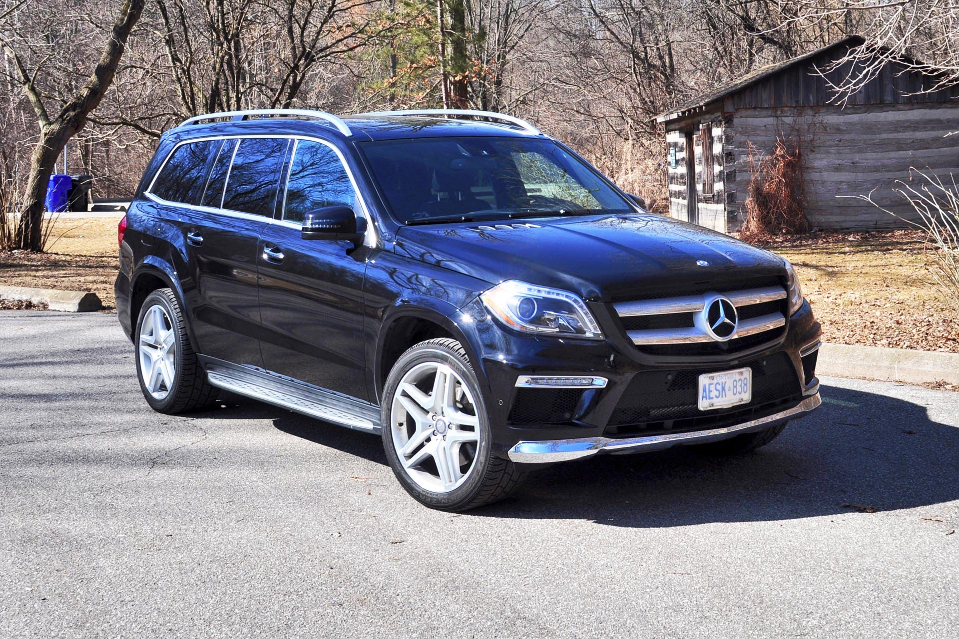 Test Drive 2015 Mercedes Benz Gl 350 Bluetec Autos Ca