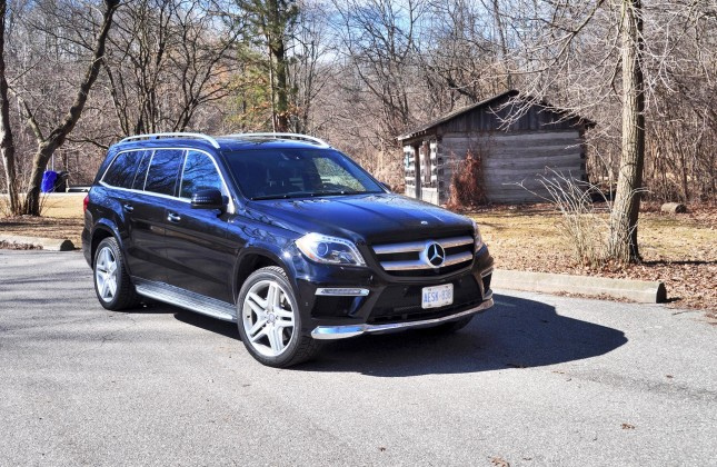 Test drive 2015 mercedes benz gl 350 bluetec page 2 of for 2015 mercedes benz gl550