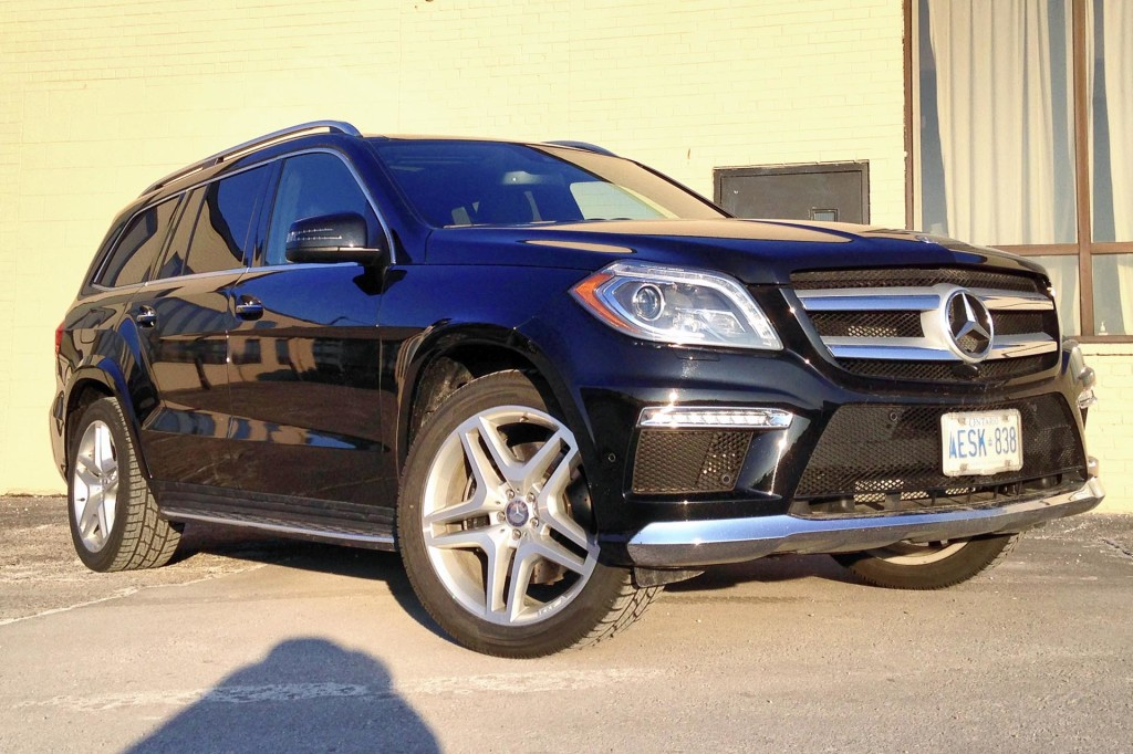 Test drive 2015 mercedes benz gl 350 bluetec page 4 of for Mercedes benz gl 2015