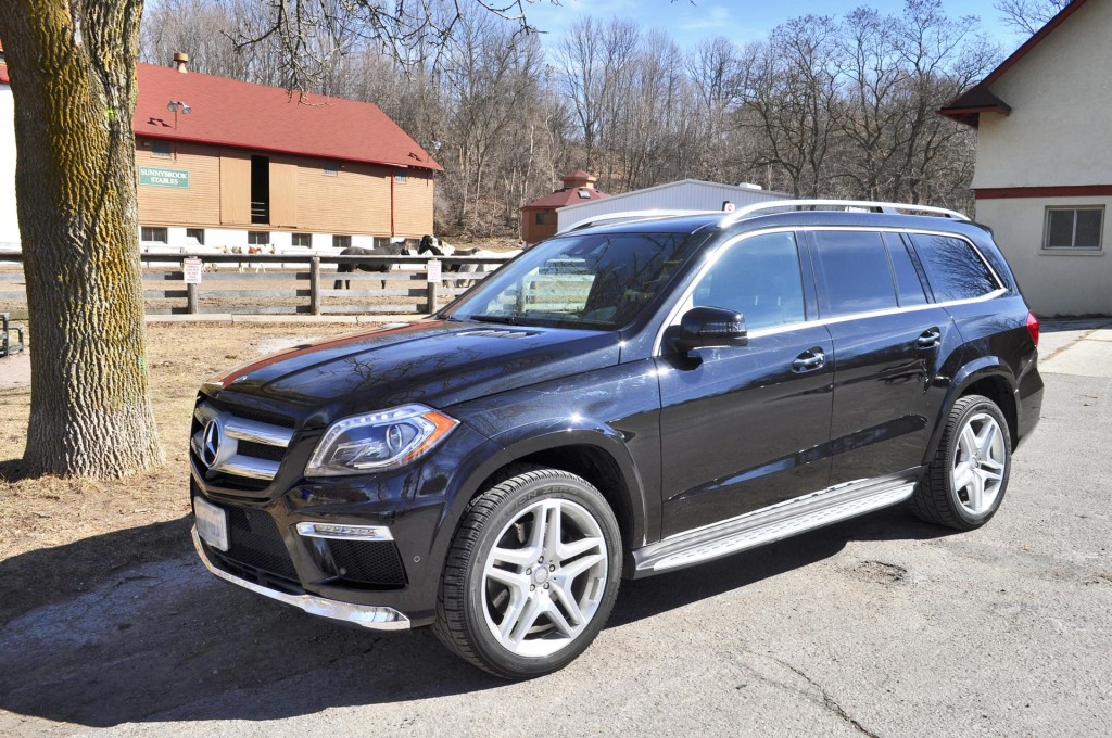 Test drive 2015 mercedes benz gl 350 bluetec page 4 of for 2015 mercedes benz gl450