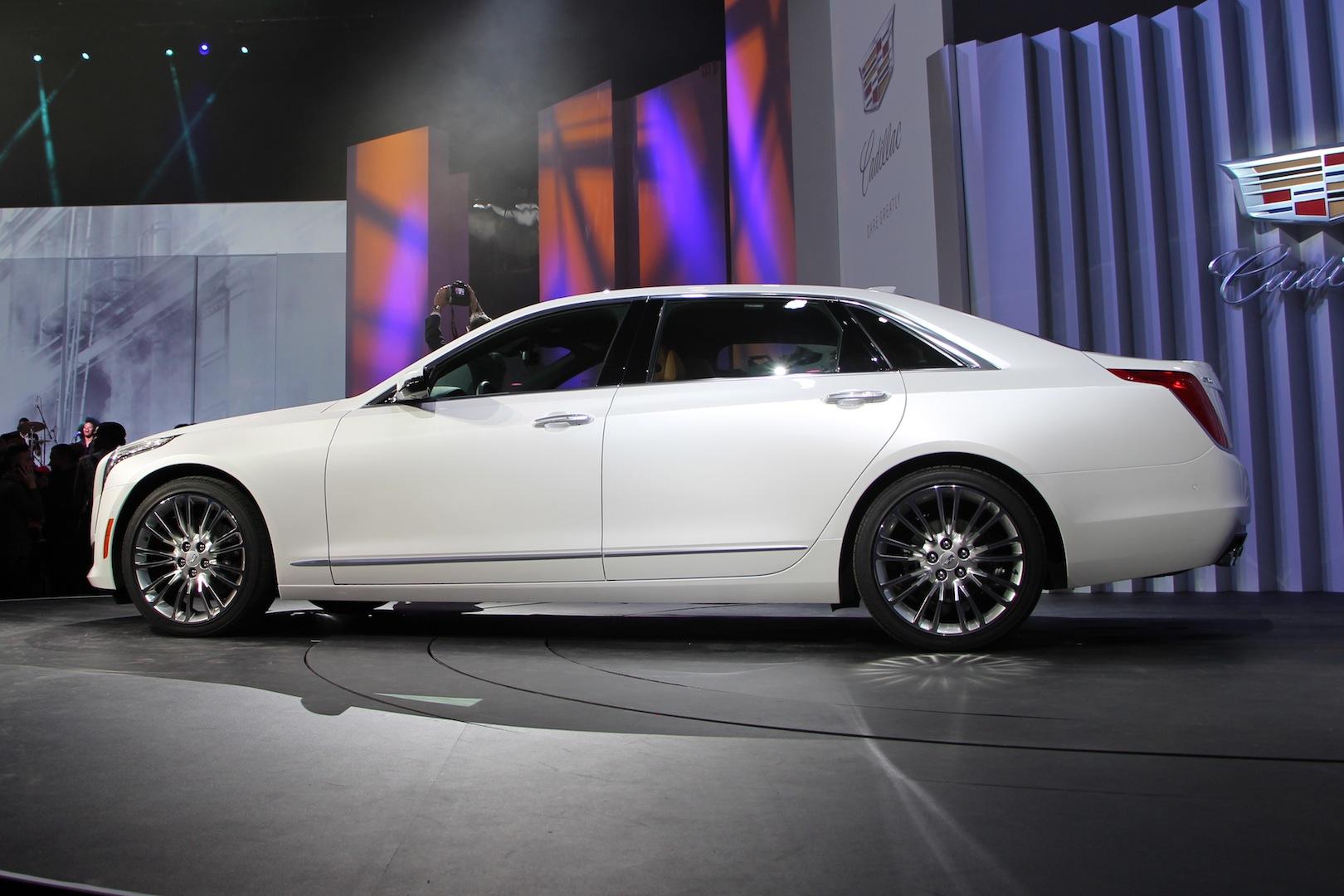 2016 Cadillac Ct6 Autos Ca