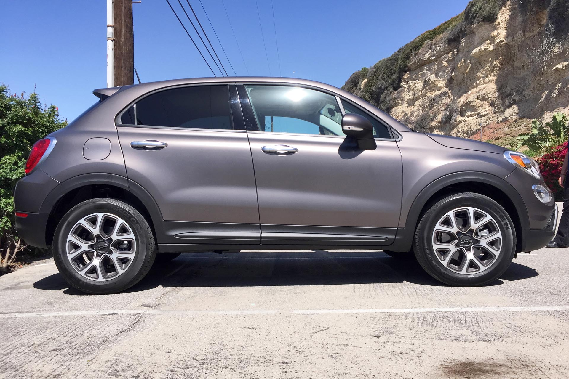 2016 fiat 500x trekking. Black Bedroom Furniture Sets. Home Design Ideas