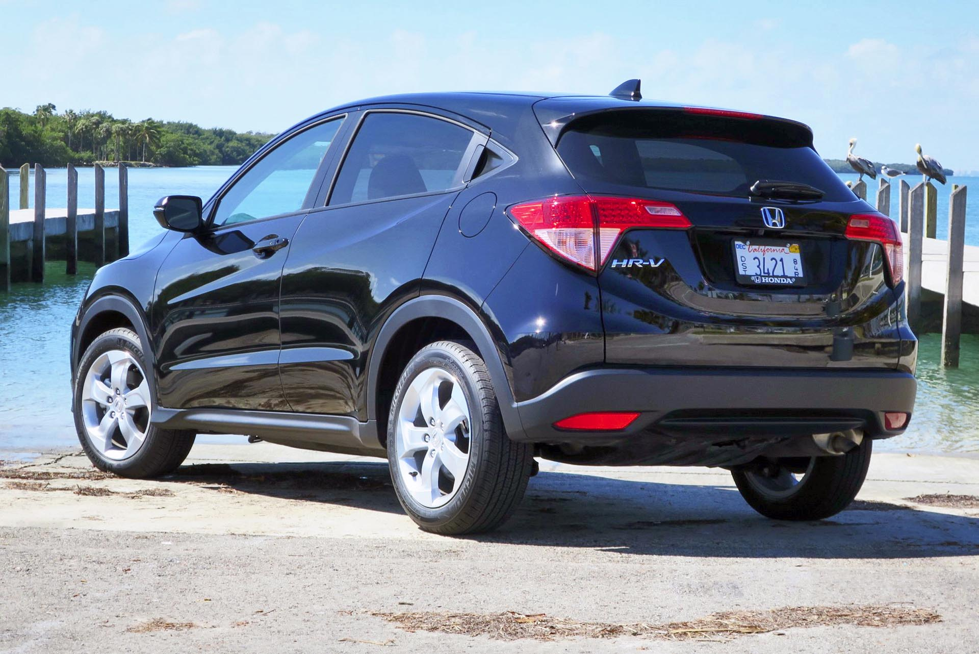 Honda Hrv Forum >> First Drive: 2016 Honda HR-V - Autos.ca